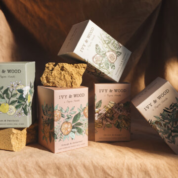 Ivy & Wood Botanicals Collection